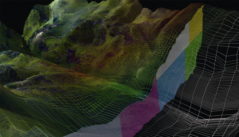 虚拟现实技术与地质应用