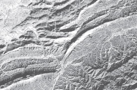 地质遥感技术在地质构造识别分析中的应用
