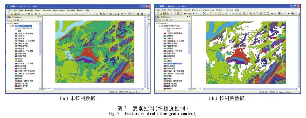 一种矢量地理空间数据文件细粒度访问控制模型