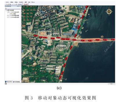 三维虚拟地球中移动对象的时空数据组织方法